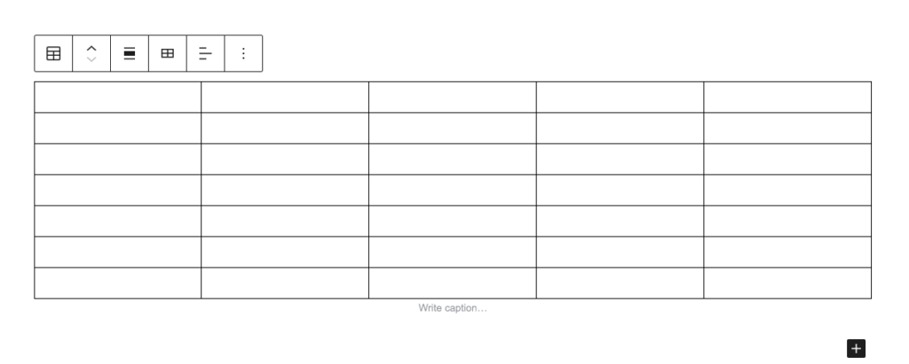 how to create tables in WordPress without using plugin